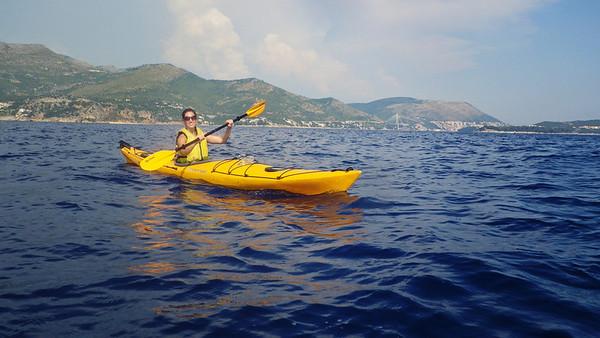 Kayak Dalmatia