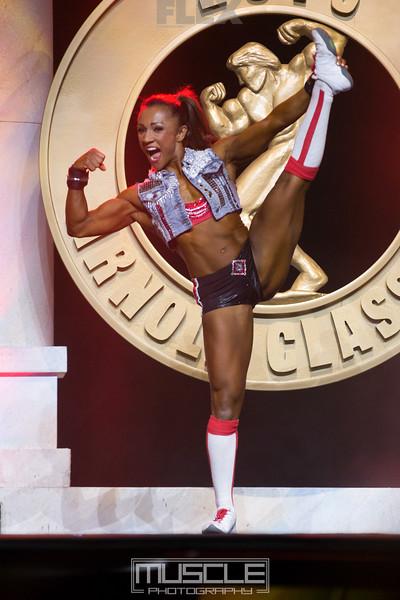 Fitness - Tanji Johnson