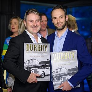 Boekvoorstelling Henk Van Cauwenbergh Durbuy 2018