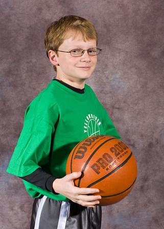 YRBC Basketball - 2009
