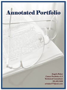 Annotated Portfolio