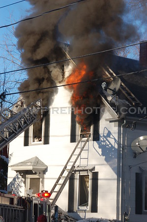 Danvers, MA - 2nd Alarm - 30 Lawrence St - 1/16/08