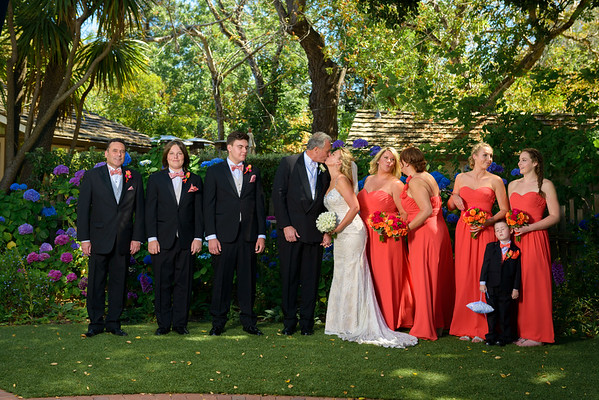 Formals: Family & Bridal Party