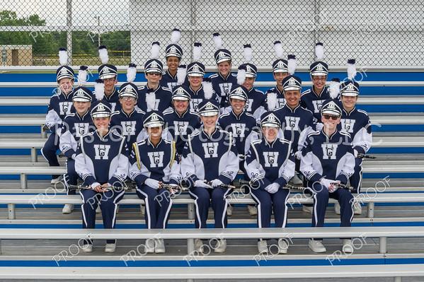 Fall Teams and Band