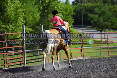Walk Only Equitation 7/26/20