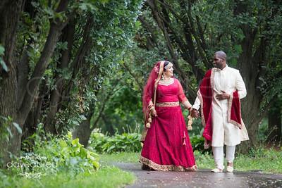 Neha & Alonzo - Wedding