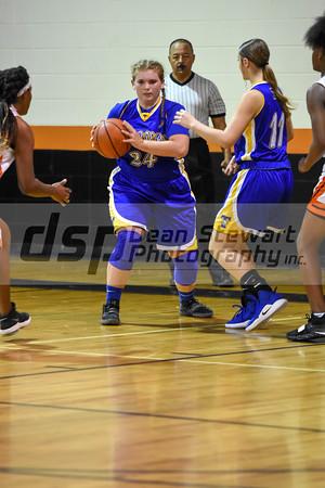 Girls Varsity Basketball 12.3.18