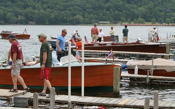 Hammondsport Boat Show 7-19-14