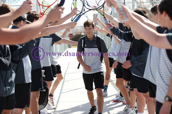 2021 RHS BOYS TENNIS