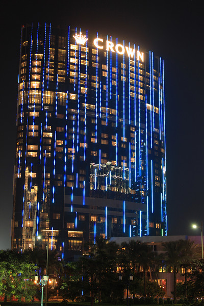 Crown Towers, City of Dreams, Macao
