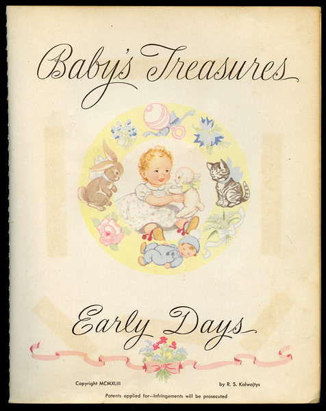 Mom's Baby Book
