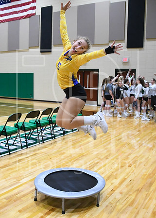 Wren at Easley Varsity Volleyball 9-26-19