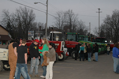 High School Activities - 2007-2008 - 3/27/2008 Tractor Day JG
