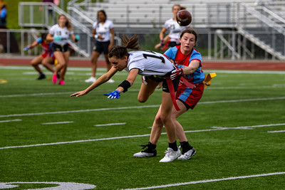 Varsity Flag Football South vs East 08192021