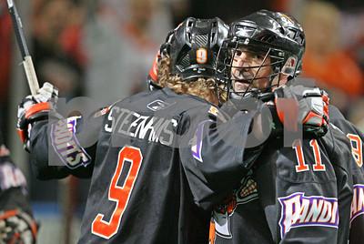 3/6/2010 - Orlando Titans vs. Buffalo Bandits - HSBC Arena, Buffalo, NY