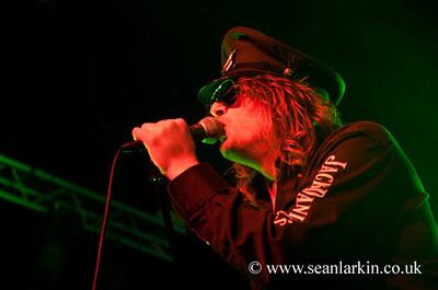 Enuff Z'Nuff - Hard Rock Hell IV 2010