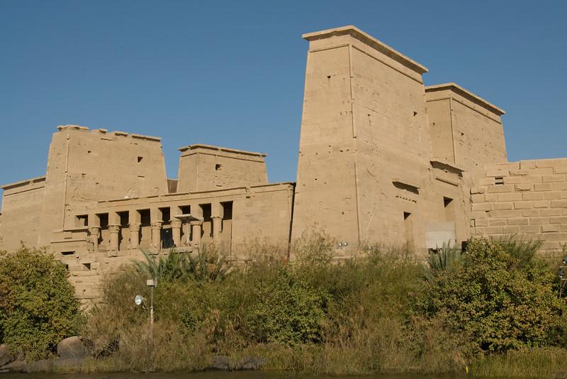 Exterior 9 - Philae Temple, Aswan, Egypt