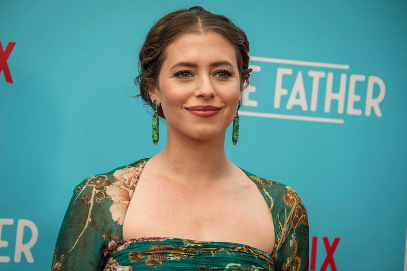 HOLLYWOOD, CA - JULY 31: Lauren Miller Rogen arrives at the Premiere Of Netflix's 'Like Father' at ArcLight Hollywood on Tuesday, July 31, 2018 in Hollywood, California. (Photo by Tom Sorensen/Moovieboy Pictures)