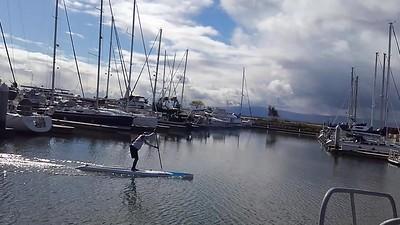 Westpoint Harbor Paddle Race