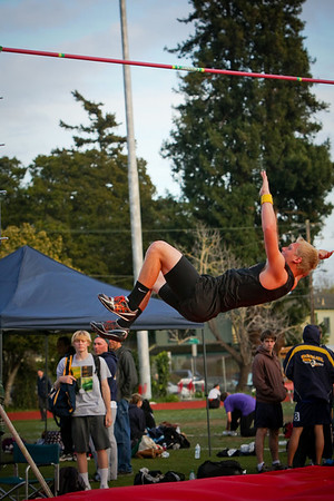 SVHS Track & Field - Santa Cruz High 3/22/12