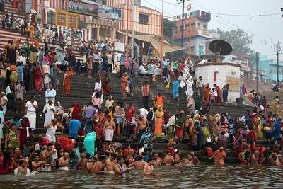 Varanasi, Udaipur and Aurangabad, India 2010