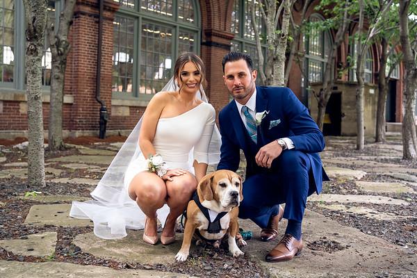 Kayla and Ray - Wedding Formals