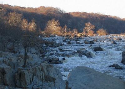 Great Falls in Late Fall