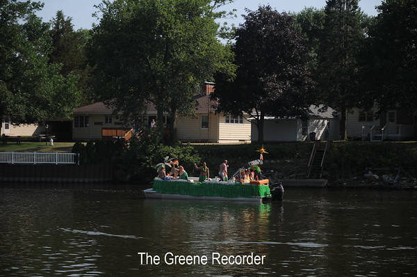 Boat Parade and Party in the Park