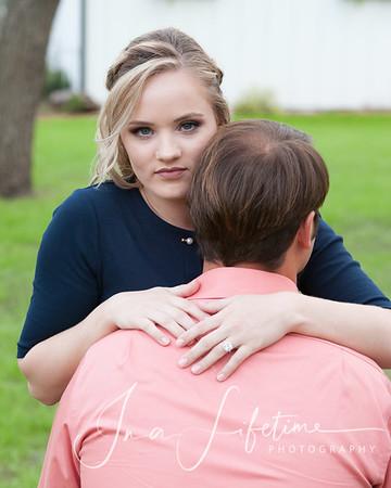The Rosemary Barn Engagement photos