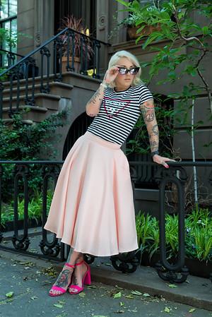 Jessie in New York
