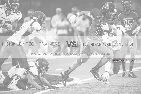 McKinley Tech vs Dunbar