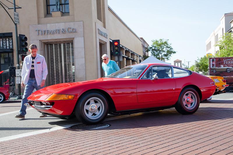 1967 Ferrari 365 GTB/4 Daytona