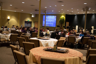 Women's Ministry - Breakfast January 22, 2013
