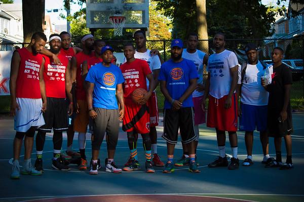 Queens Week Men's Basketball Championship