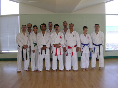 Soke Sensei Clinic 2004