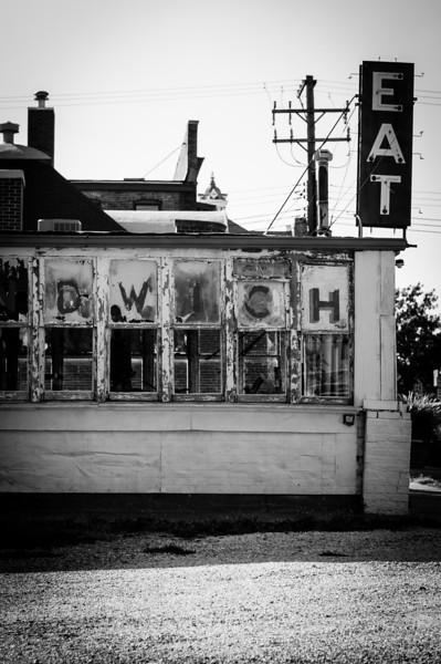 2013.09.27 - Illinois trip to see Grandma. The Maid-Rite.