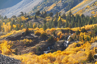 Lundy Lake Fall 2014