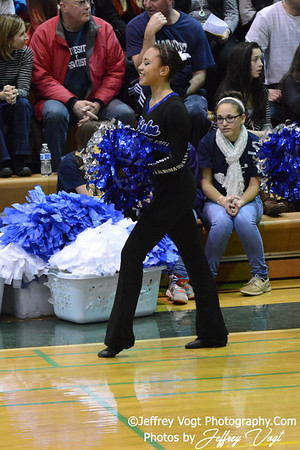 01/18/2014 Blake HS Poms Division 1 at Damascus HS, Photos by Jeffrey Vogt Photography & Kyle Hall