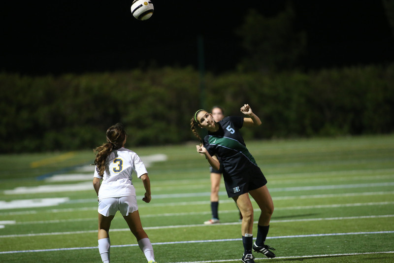Girls Soccer.  Ransom vs. Carrollton,  Ransom won