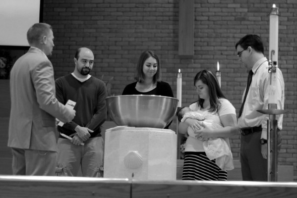 Eloise's Baptism
