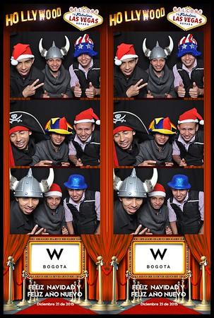 Fiesta Fin de Año (Hotel W)