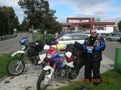 Balkan Tour 2008