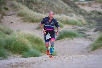 Sandman Triathlon - Classic Run - Dunes Before Beach after 1:15
