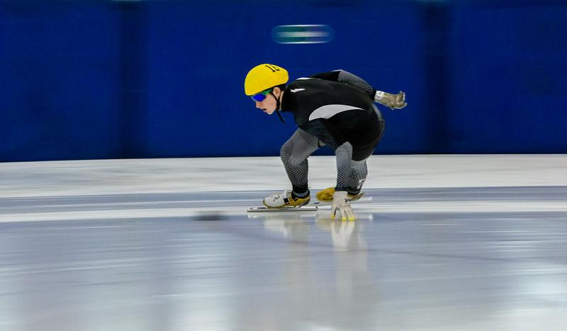 Speed Skating Dunedin 2