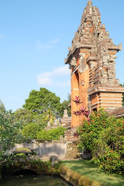 Taman Ayun Water Temple