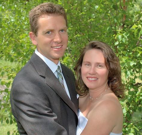 Brian and Alicia 2005