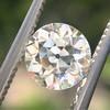 1.04ct Old European Cut Diamond GIA K VS1 8
