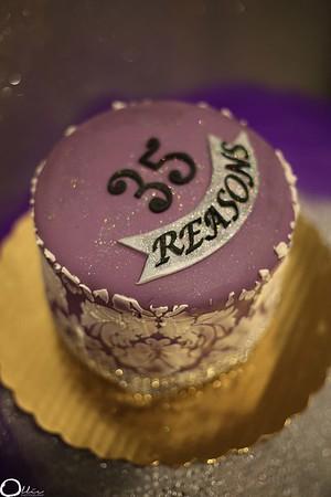 Shari's 35th Birthday Celebration