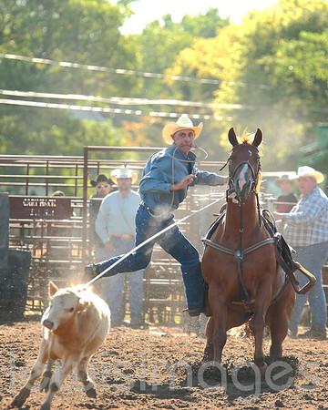 Weyburn Ag Society Rodeo - Slack