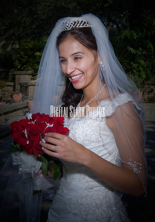 Veronica Bridal Portrait